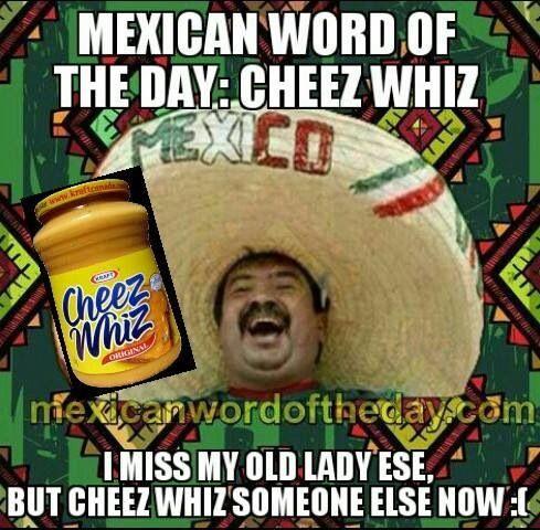 MWOD-Cheez Whiz