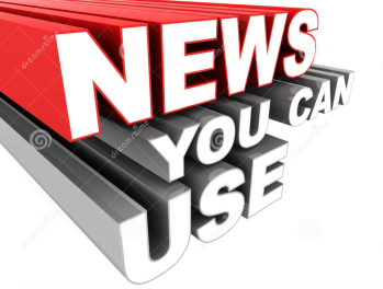 News You Can Use