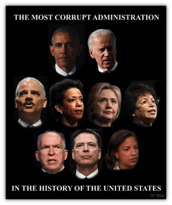 Obama-corrupt administration
