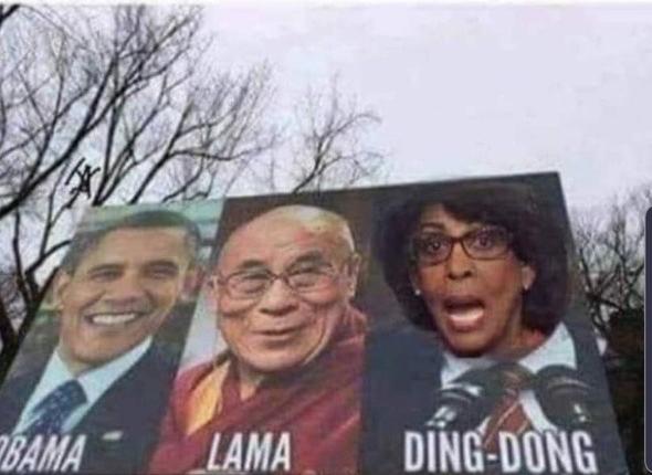 Obama-Lama-Ding Dong