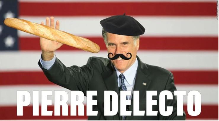 Pierre Delecto-Romney-French