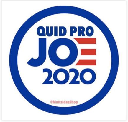 Quid pro Joe logo