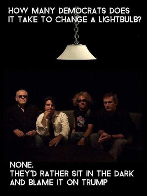 'Rats-changing light bulbs
