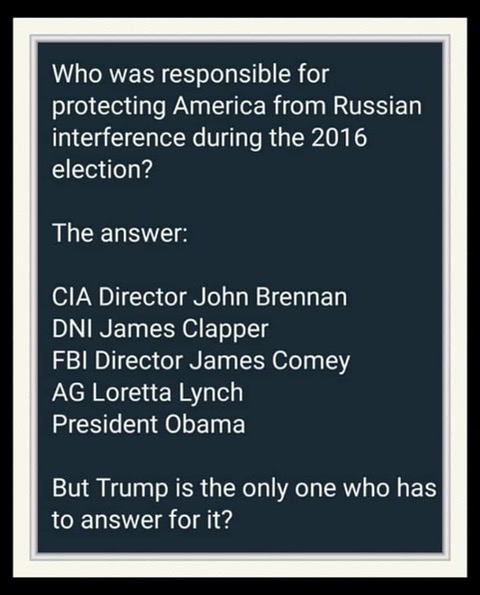 'Rats-Trump-2016 Russians