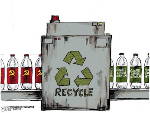 Recycled Marxism