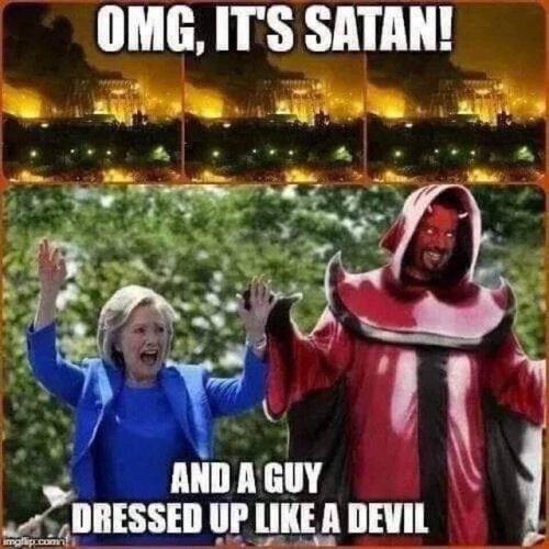 Satan and the devil