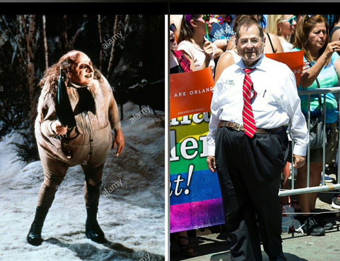 Separated at Birth Nadler-Penguin