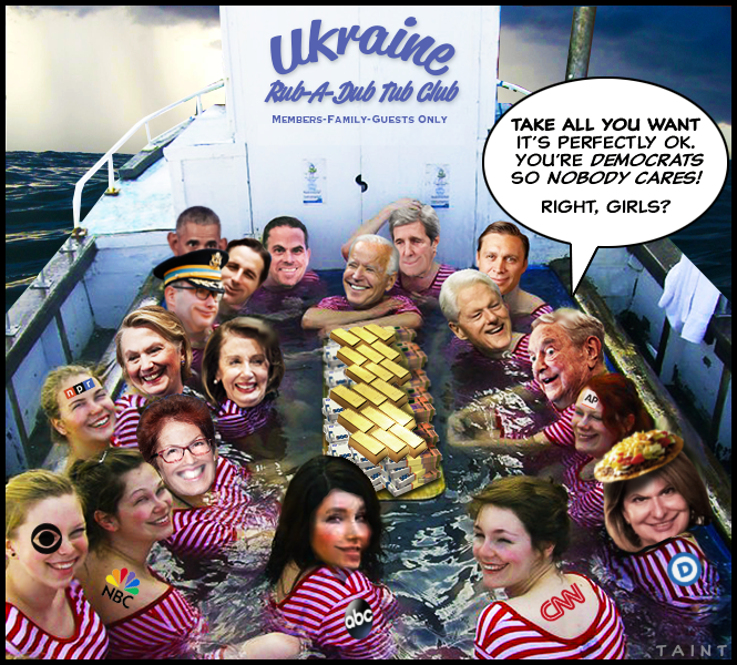 Ukraine rub-a-dub club