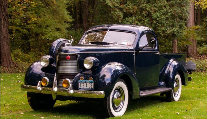 38 Studebaker Coupe-Express-LF