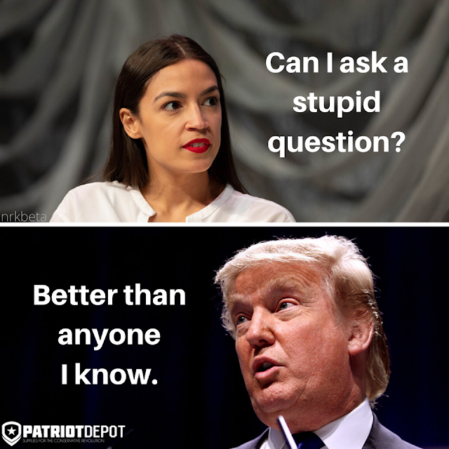 AOC-Stupid question