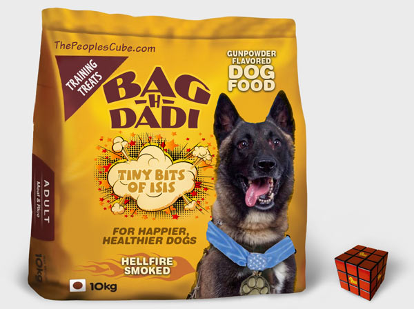 Bag-h-Dadi dog food