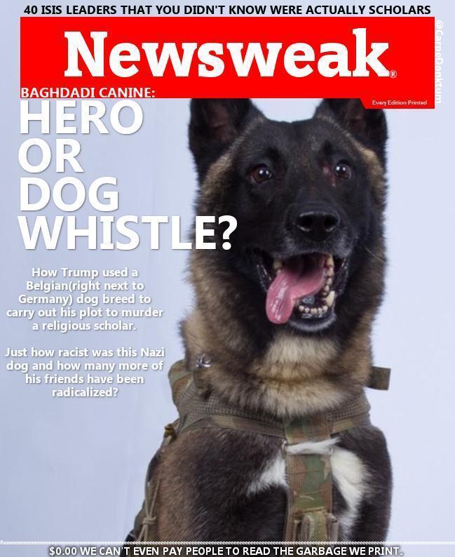 Baghdadi+Canine