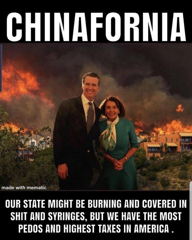 Chinafornia