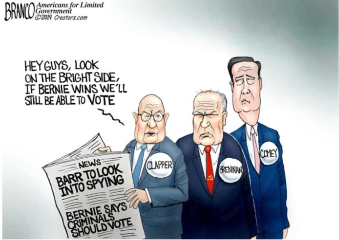 Comey-Clapper-Brennan_felons voting