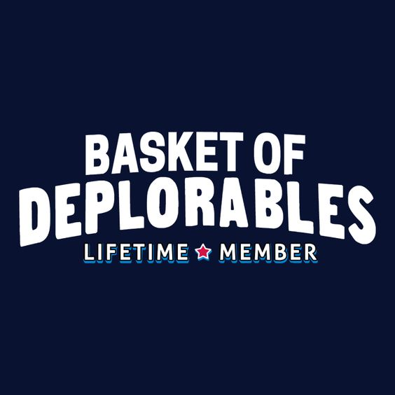 Deplorables-Lifetime Member