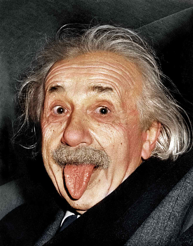 einstein-tongue