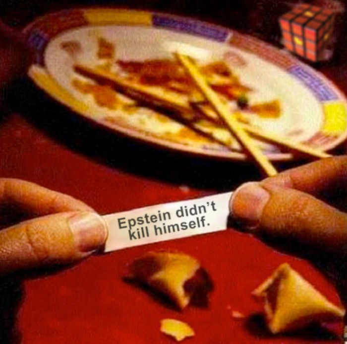 Epstein-fortune cookie