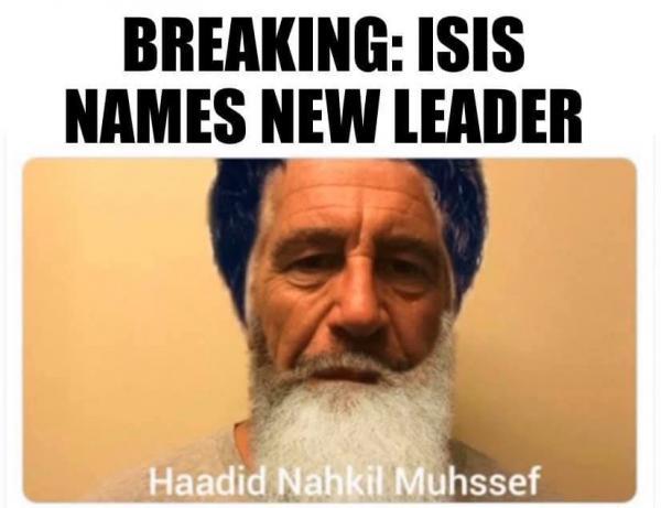 Epstein-ISIS leader