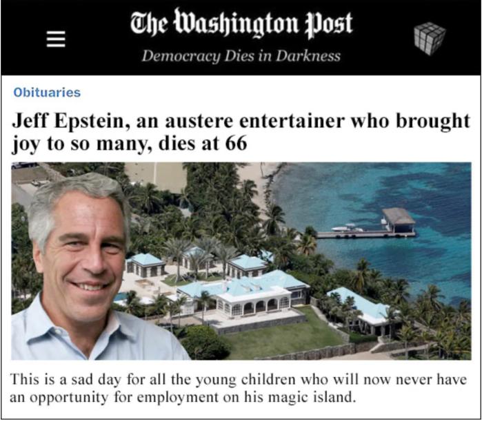 Epstein-WaPo Obit