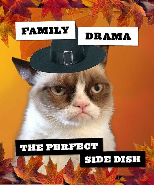 Family Drama-Thanksgiving