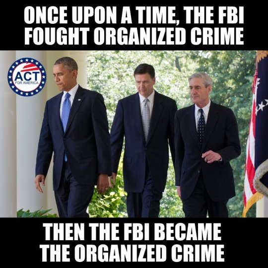 FBI-Organized Crime