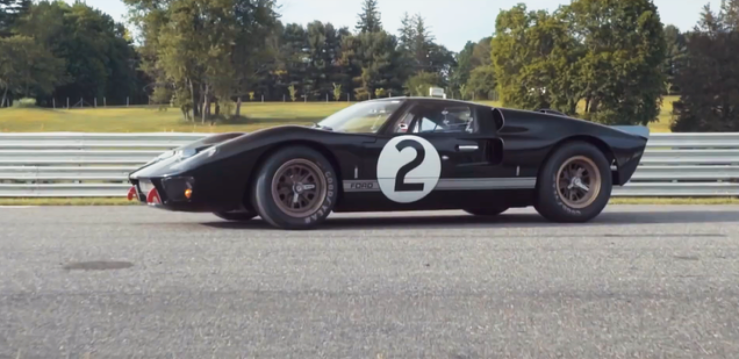 Ford GT-40 - 1966 Le Mans winner