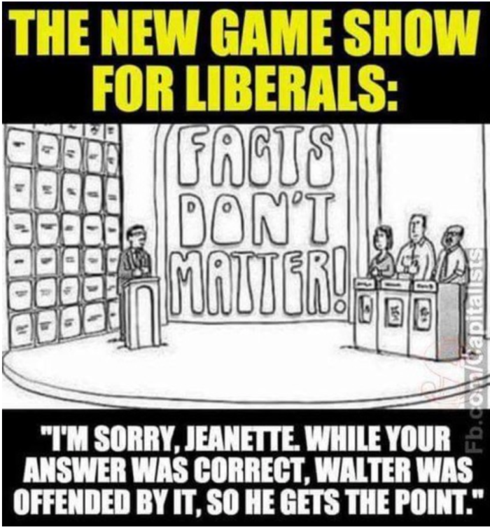 Game show for Libruls