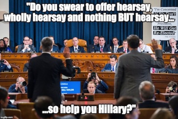Hiltery-Hearsay