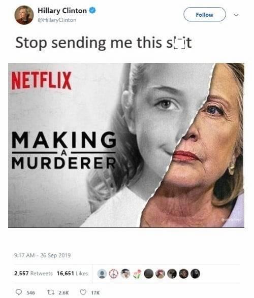 Hitlery-making of a murderer