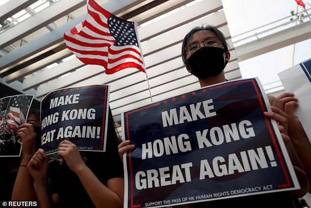Make Hong Kong Great Again