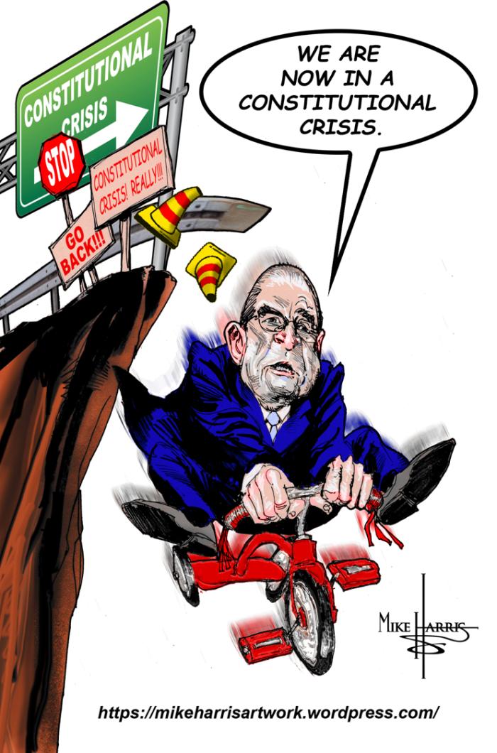 Nadler-Constitutional Crisis