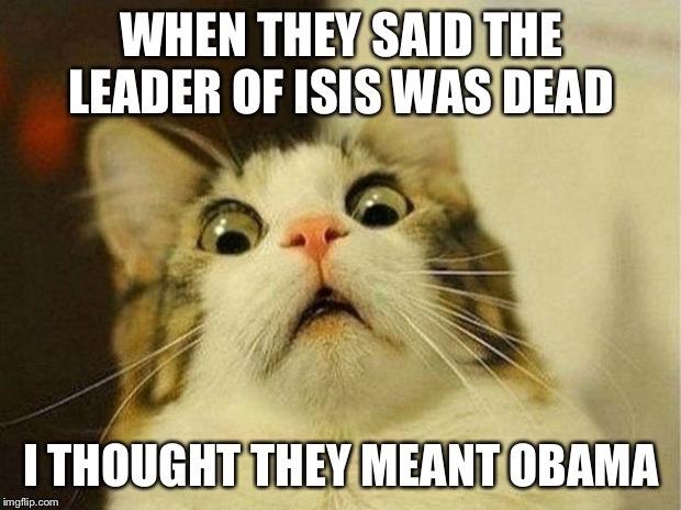 Obama-Leader of Isis