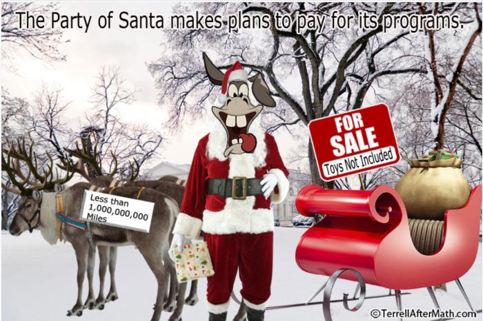 'RATS - Party of Santa