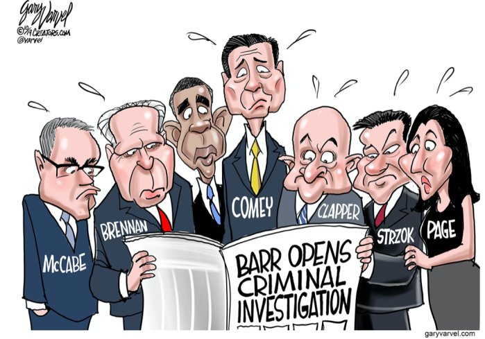 'Rats sweating Barr investigation