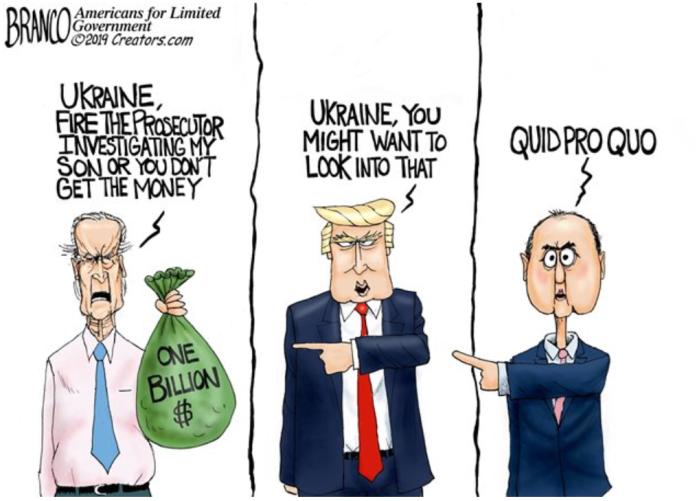 Schiff for brains-quid pro Joe