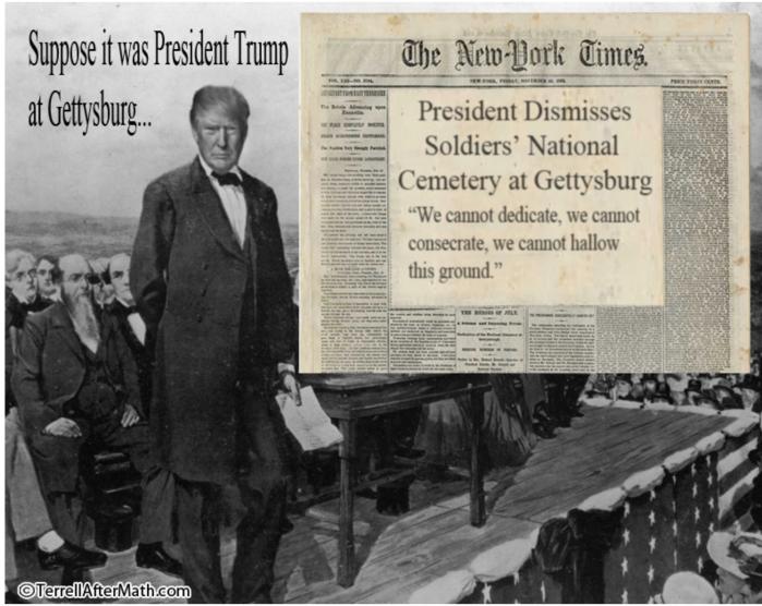 Trump-Gettysburg