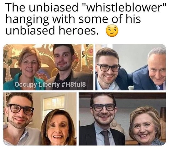 Unbiased Whistleblower
