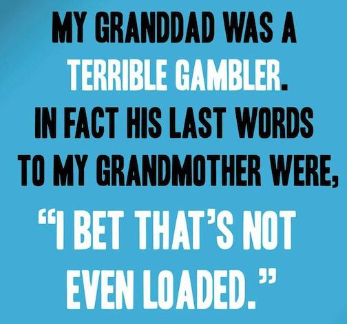 Wedded Bliss-Terrible-Gambler
