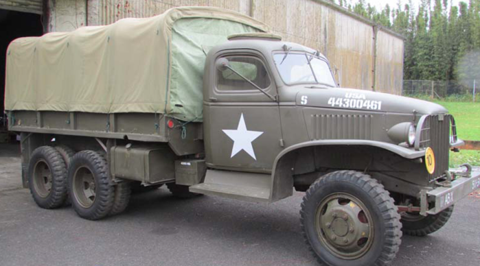 1942 GMC US Army truck