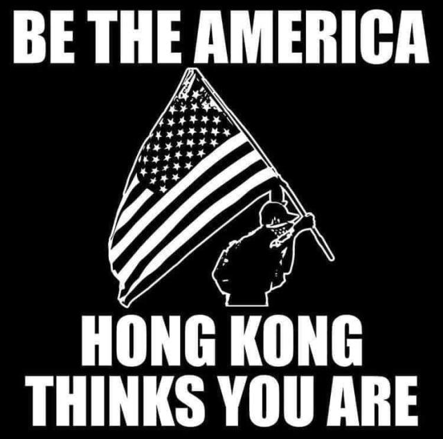 America-Hong Kong