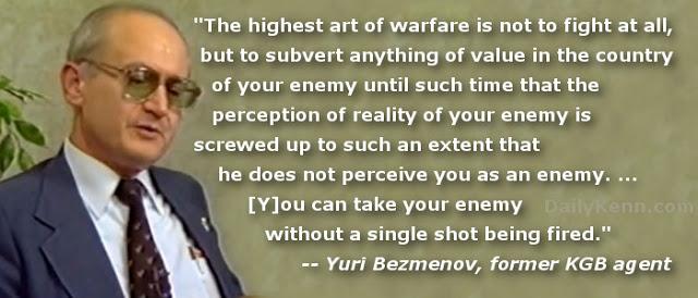Art of warfare-KGB