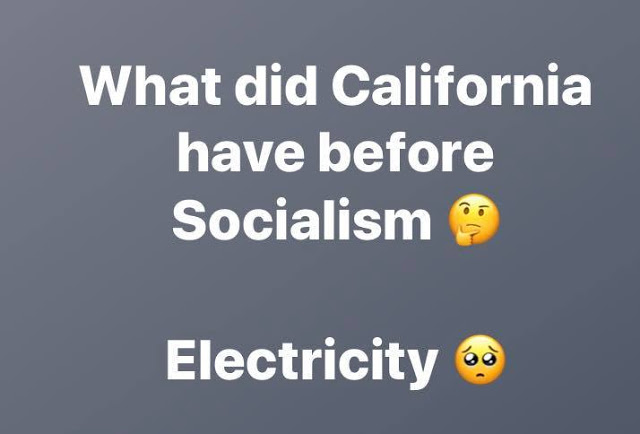 CA before Socialism