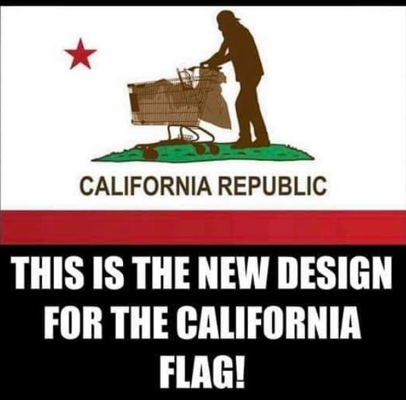 CA-new flag