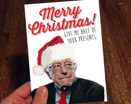 Christmas with Bernie