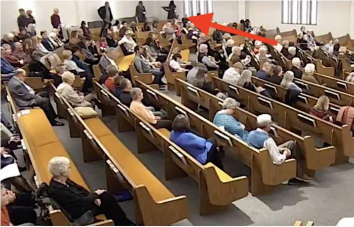 Church Shooter
