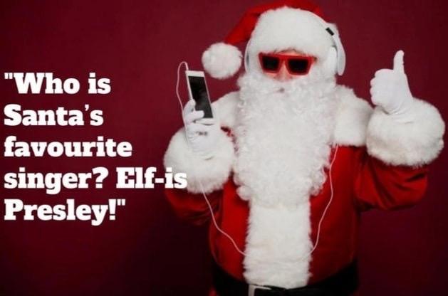 Elf-is Presley