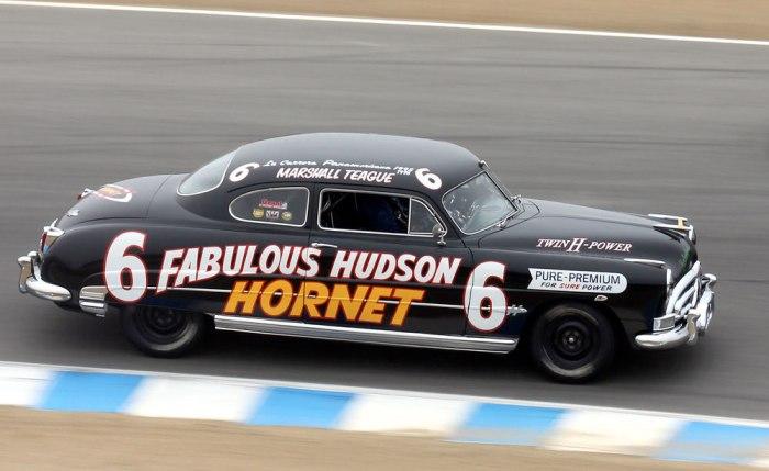 Fabulous Hudson Hornet