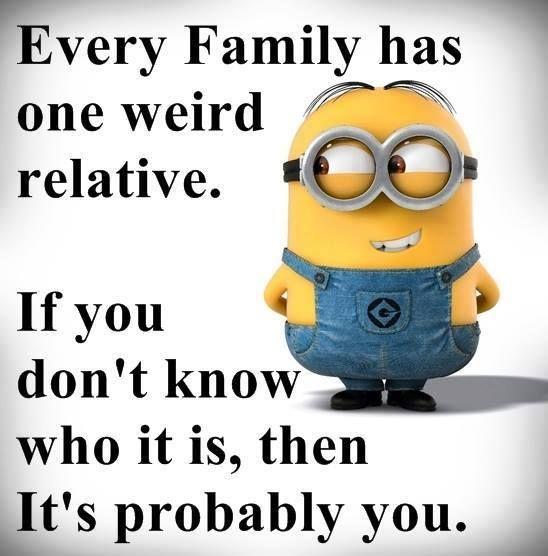 Family-One-Weird-Relative