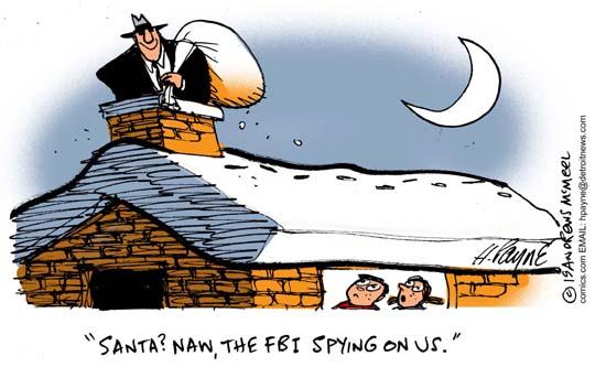 FBI_Spy_Santa