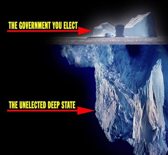 Government iceberg